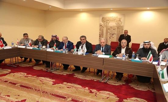 صور : عمان تحتضن اجتماع اتحاد المهندسين العرب