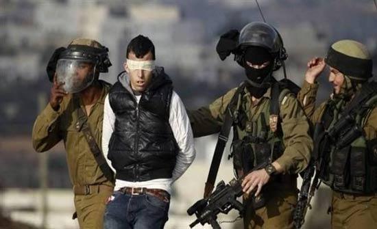 الاحتلال الإسرائيلي يعتقل 16 فلسطينيا في الضفة الغربية