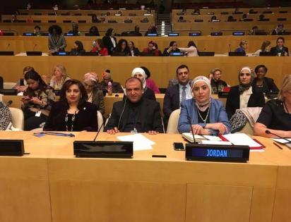 بني مصطفى تؤكد أهمية تبني برامج تمكن المرأة اقتصاديا
