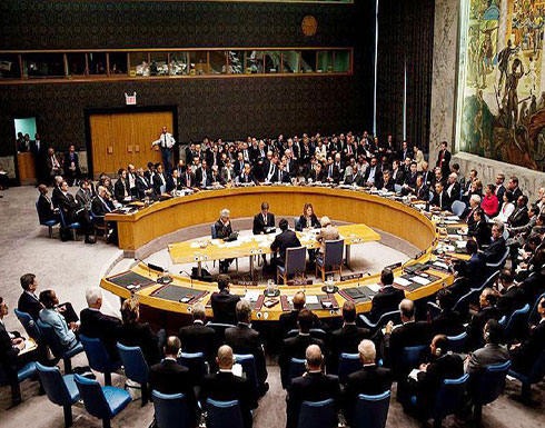 باريس: مجلس الأمن يبحث الوضع في سوريا الاثنين