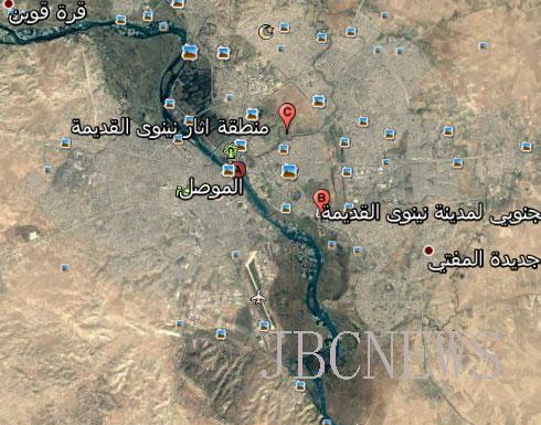 ضابط عراقي : نستخدم أسلحة سرية غير تقليدية في معركة الموصل القديمة