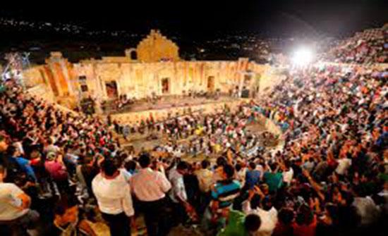مهرجان جرش نافذة لتفعيل الحراك الثقافي بصورته الحقيقية