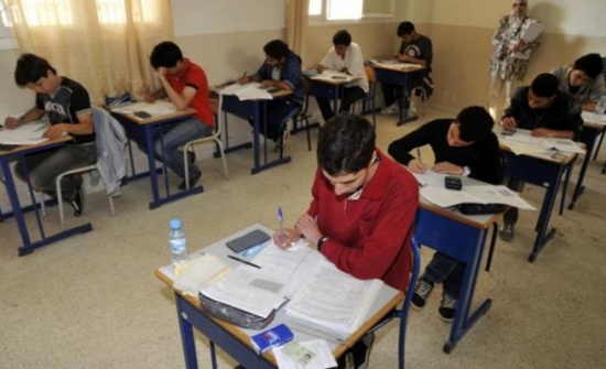 طلبة التوجيهي يواصلون التقدم لامتحانهم غدا