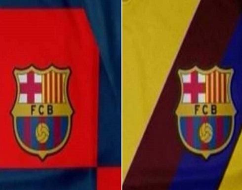 """تسريب بالصور : قمصان """"غير مسبوقة"""" لبرشلونة بعد شهور"""