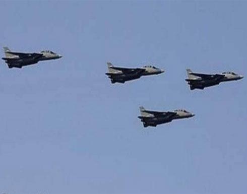 وكالة: طائرات إيرانية وجهت تحذيرا لسفينتين للتحالف