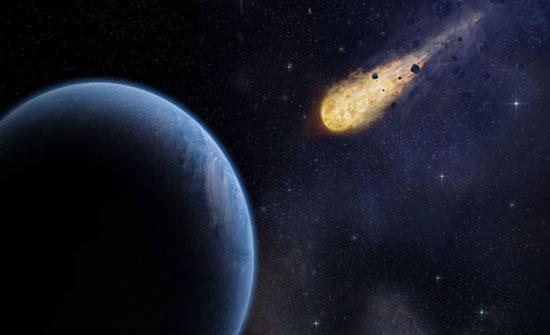 جسم فضائي أكبر من برج خليفة يهدد الأرض الشهر المقبل