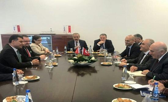 وزير الزراعة يبحث في ازمير التعاون مع تركيا