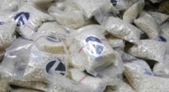 بالصور :قوات حرس الحدود الملكية تحبط محاولة لتهريب كميات كبيره من الحبوب المخدرة
