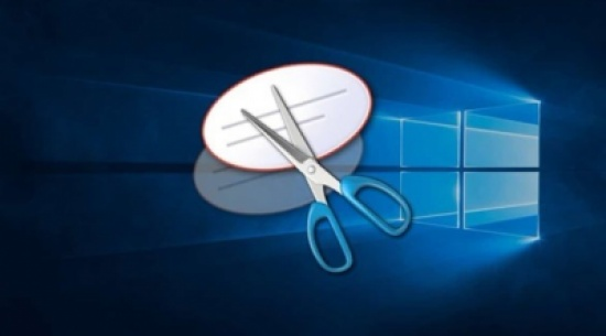 """أداة لأخذ لقطة شاشة بكمبيوترك """"ويندوز 10"""""""