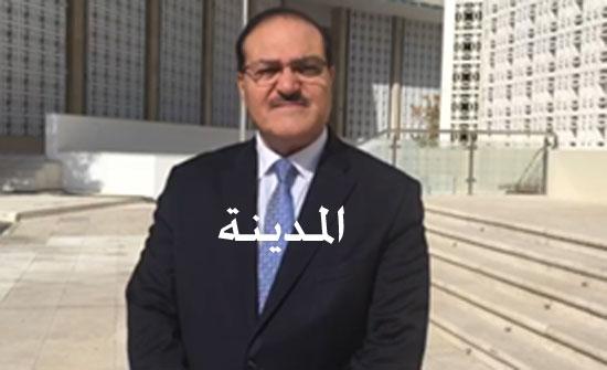 وزير التعليم العالي يلتقي اعضاء مجلس محافظة عجلون