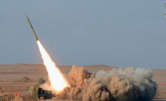 """الاستخبارات الاسرائيلية : ايران اطلقت صاروخا باتجاه وسط اسرائيل """" تفاصيل """""""