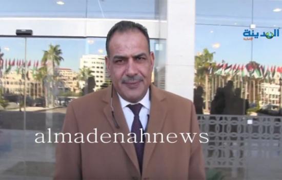"""الطراونة يطالب بتحرك نيابي وشعبي لاعادة المظلومين في قضية """" الدخان """" إلى الجمارك"""