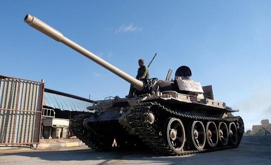 قوات حفتر بصدد شن هجوم حاسم في معركة طرابلس