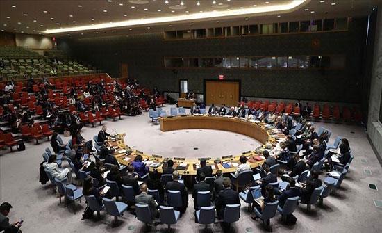 رئيس مجلس الأمن: أغلب الأعضاء يؤيدون خطة سلامة بشأن ليبيا