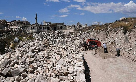 """إعادة إعمار سوريا.. ضربة أميركية """"مباغتة"""" لإيران"""