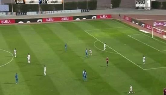 شاهد: حكم مباراة يوقف اللقاء احترامًا لأذان المغرب