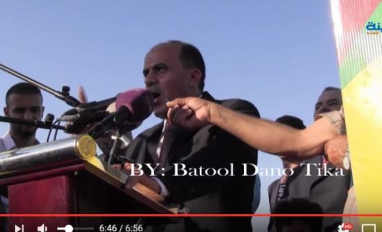 بالفيديو : كلمة النائب حسني الشياب في صلحة الشياب والعثامنة بالصريح