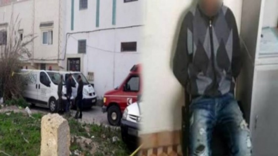 جريمة هزت المغرب: شاب يقتل أمه وأخيه واثنين من أبناء أخته!