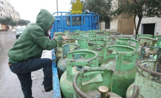 زيادة الطلب على أسطوانات الغاز 50%