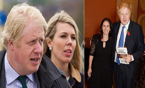بالفيديو : تفاصيل شجار وصراخ بشقة أقوى مرشح لرئاسة وزراء بريطانيا