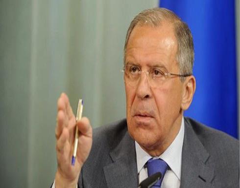 لافروف يلمح إلى رفض الخطة الأميركية لسورية: الحل بـ2254