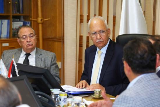 الزعبي: مركز الدراسات والبحوث سيقدم مادة لصناع القرار حول قضايا استراتيجية مختلفة