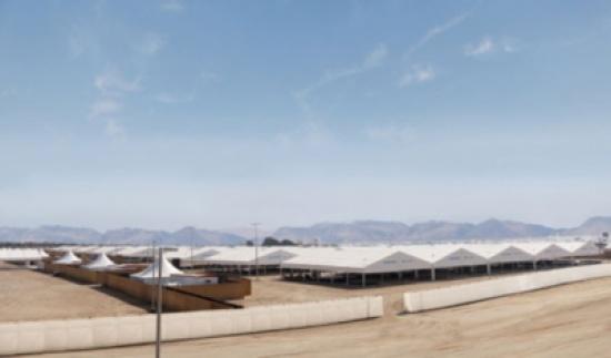 """البداد كابيتال تبني في عرفة """"جبل الرحمة"""" خياما مطورة مقاومة للظروف المناخية والحريق"""