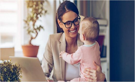 عودة الأمهات للعمل بعد الولادة تحميهنّ من فقدان الذاكرة!