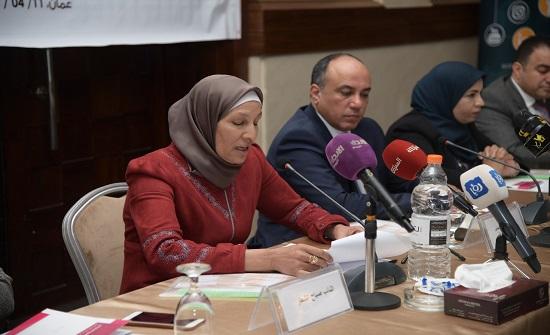 القيسي يرعى مؤتمراً وطنياً حول النوع الاجتماعي في العمل البرلماني
