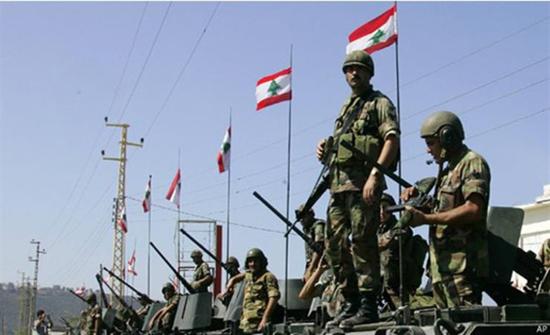 اشغال عسكرية للجيش اللبناني في الناقورة واستنفار مقابل للجيش الاسرائيلي