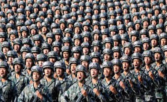 الصين تسرح آلاف الجنود وتنقل 10 آلاف آخرين كجزء من إصلاح الجيش
