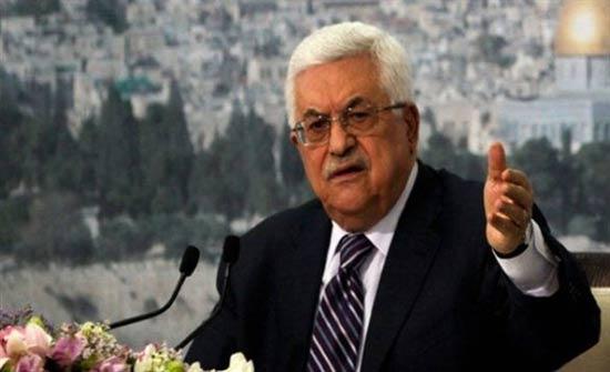 """عباس """"ينعى"""" اتفاق أوسلو"""