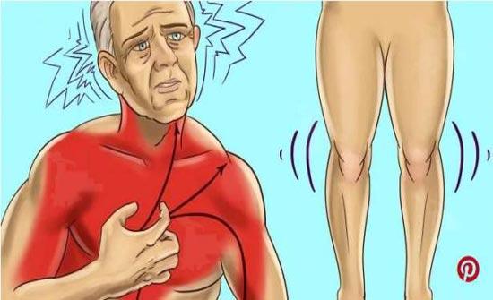 5 أعراض تحذيرية تحدث قبل شهر من النوبة القلبية
