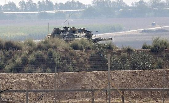 استشهاد 4 فلسطينيين عند حدود قطاع غزة
