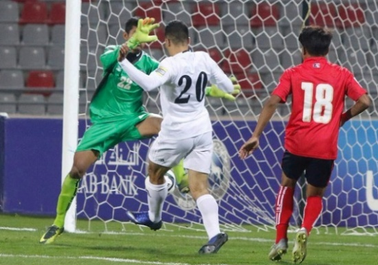الأردن يتأهل لنهائيات أمم آسيا لكرة القدم 2019