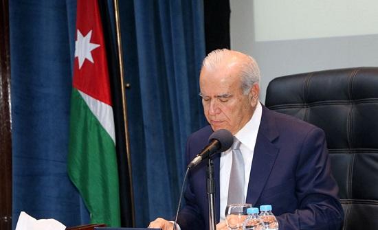 """وزير التربية يلقي محاضرة بالاردنية بعنوان """" التعليم في الاردن..الرؤى والتطلعات"""""""