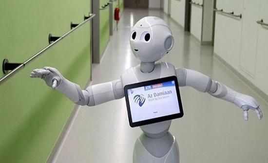 """""""روبوت"""" محرر علمي في صحيفة صينية متخصصة"""