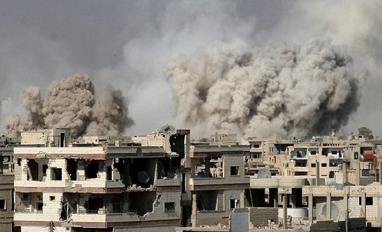"""واشنطن تدعو أنقرة إلى """"ضبط النفس"""" في سوريا"""