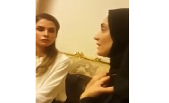 """بالفيديو : والدة المرحومة تالا للملكة رانيا : ماتوا """" جوعانين """""""