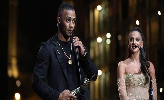 """ممثل مصري يسرق الأضواء من النجم التركي في """"بياف"""""""