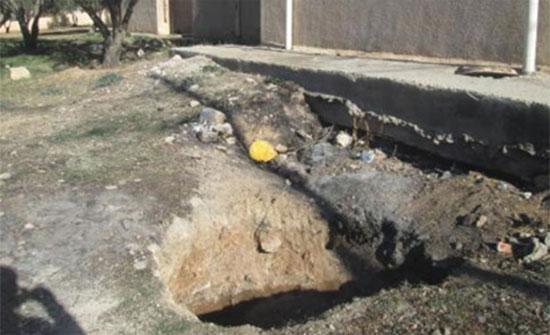 وفاة طفل اثر سقوطه في حفرة امتصاصية في إربد