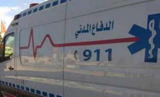 إنقاذ طفلة اثر سقوطها في حفرة امتصاصية في محافظة معان