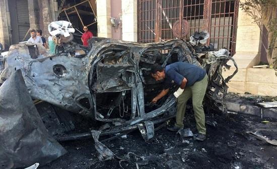 الجامعة العربية تدين حادث التفجير الإرهابي الذي وقع في مدينة بنغازي الليبية