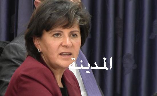وزيرة السياحة : لم يضغط علي أحد لأوافق على شركة الحج الجديدة