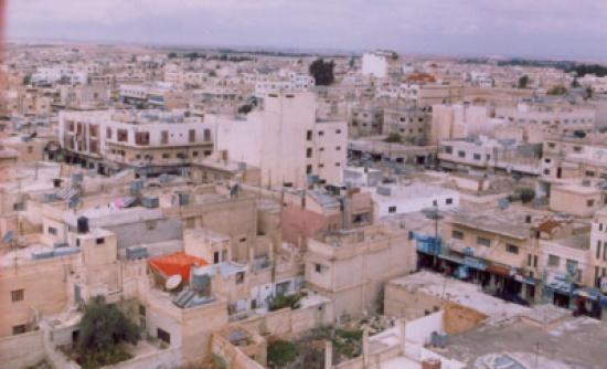 يحدث في الأردن : مستودع آثار المفرق حاووز ماء مهجور