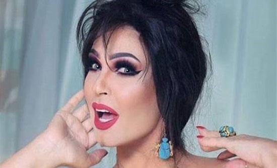 بفستان مخطط ونظارة شمس.. فيفي عبده تشعل إنستجرام بصورة على الشاطئ