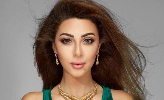 صور : ميريام فارس بإطلالة جذابة من لبنان