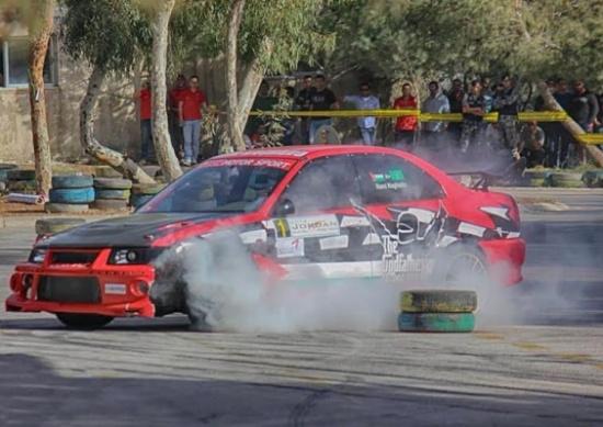اعلان الترتيب العام النهائي لبطولة الأردن لسباقات السرعة