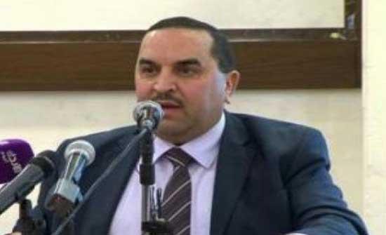 إسرائيل تعتقل منذر سعد الدين الزميلي على جسر الملك حسين