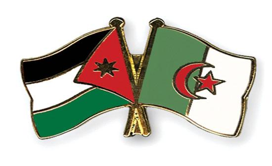 الاردن والجزائر يوقعان 7 وثائق لتعزيز التعاون الثنائي